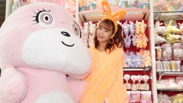 キディランド原宿店に「nicousa」POP UP STOREがオープン藤田ニコル ブランドが世界進出!