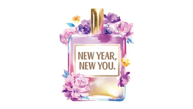新しい香りで、新しい自分に。2019年のあなたを輝かせるフレグランス