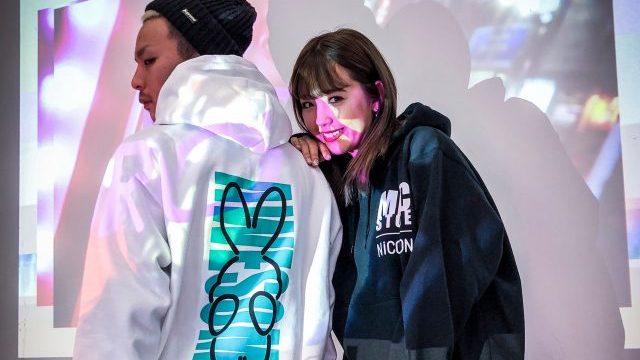 藤田ニコルがプロデュースする「NiCORON」と「MFC STORE」が異色のタッグを組んでコラボレーションアイテムをリリース