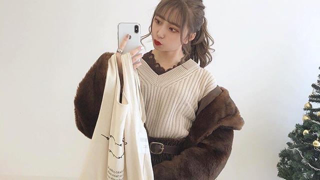 冬休みのデートで着たい♡可愛すぎる「冬ニット」4選