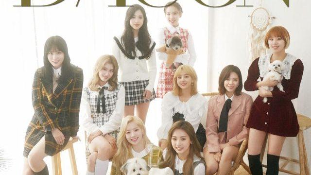 【TWICE】K-POPの神写真集「Dicon」シリーズの⽇本語版が発売決定!【IZ*ONE】