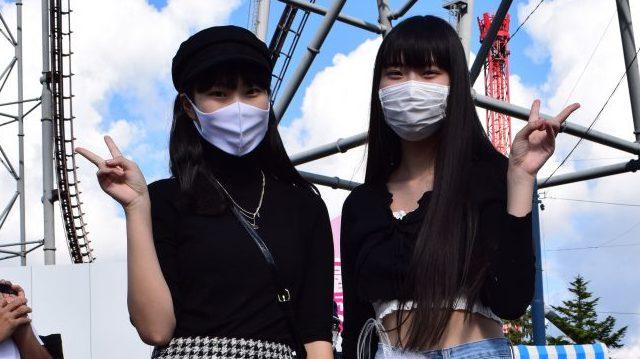 【超FUJI-Q!】おしゃれな子のファッションチェック☆来場者スナップPart.2