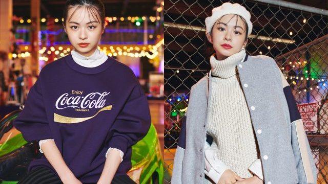 H&M Dividedが莉子をフィーチャーした2020秋冬コレクションを発表!
