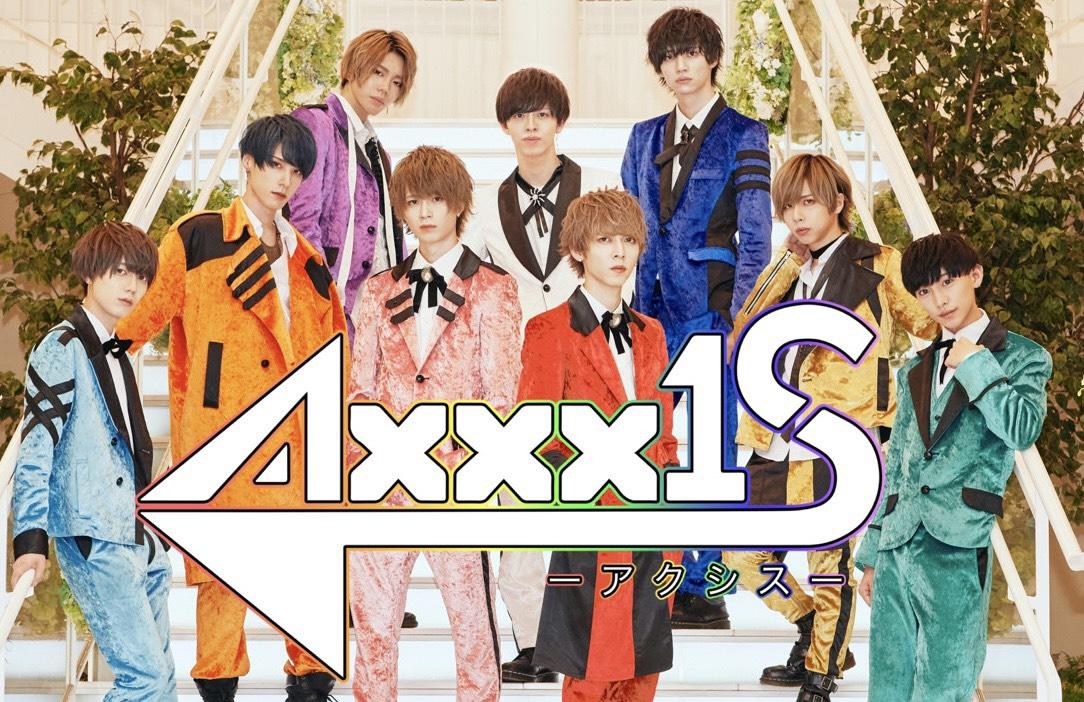 【AXXX1S】11月23日渋谷109ハチスタにてイベント開催決定☆