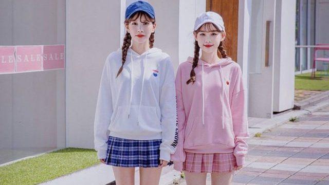 2021年トレンド☆00年代ブームで復活!韓国オルチャンファッション7選
