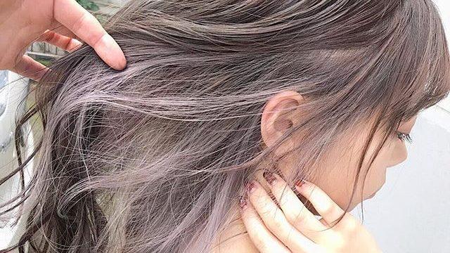 【黒髪にも◎】インナーカラー・ポイントカラーの入れる場所&おすすめ色☆