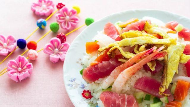簡単ひなまつりレシピ♡おいしい&かわいい料理で女の子の節句をお祝いしよう!
