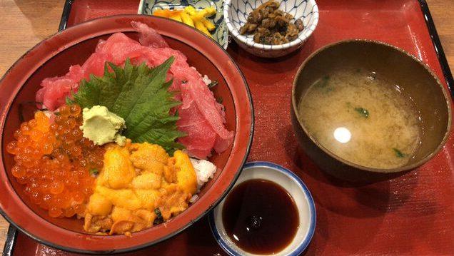 超十代フェスの開始前に♡【豊洲市場のおすすめランチ】お寿司も天ぷらも!