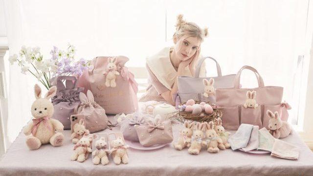 Maison de FLEURがうさぎさんシリーズで春をお祝い♡『Happy Easter』をチェック