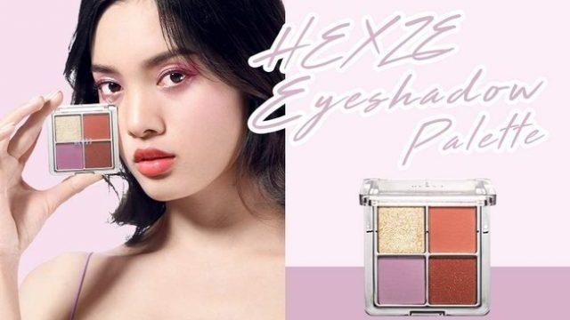 中国コスメHEXZE(ヘックスゼ)が店頭販売開始♡ドンキで購入可能に!