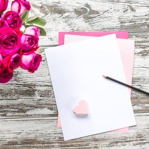 可愛い字の書き方って?手紙やノートをもっとおしゃれに!